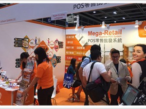 Create Tech Software in Retail Asia Expo 2016